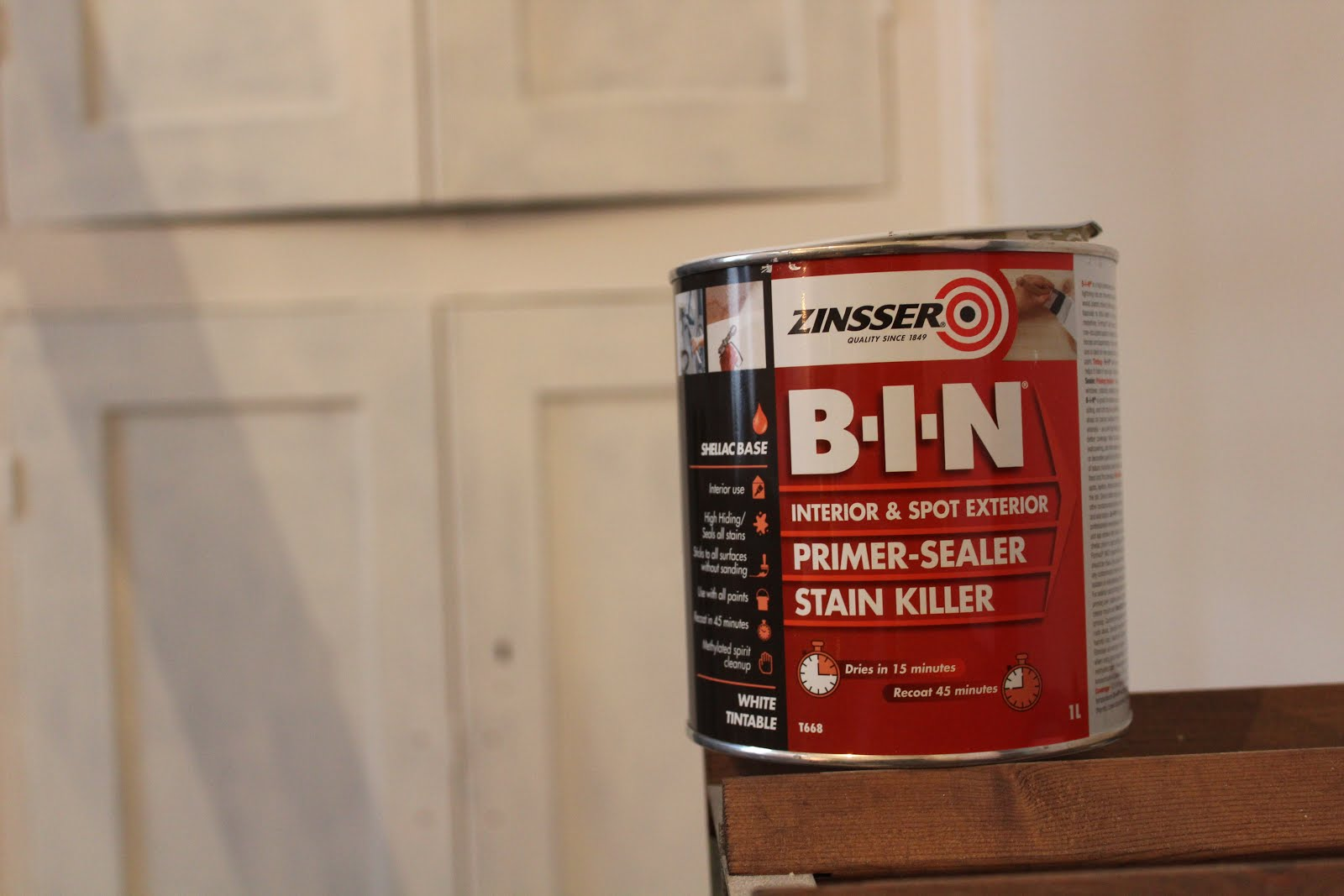Zinsser bin primer review