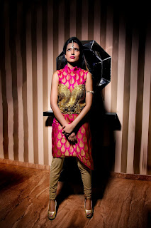 Red by Purva Pardeshi launches its Ethnic line 'Urban Warrior'