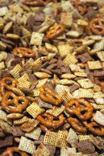 Cajun Chex Mix: Savory Sweet and Satisfying