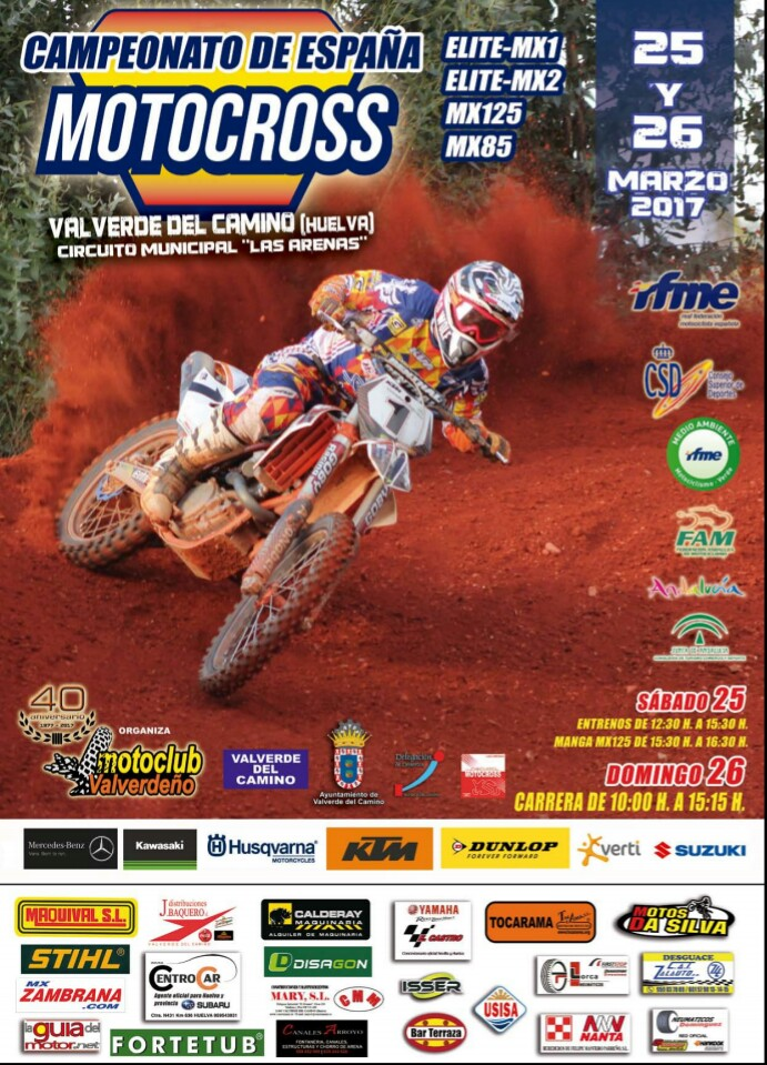 Campeonato de España de Motocross 17
