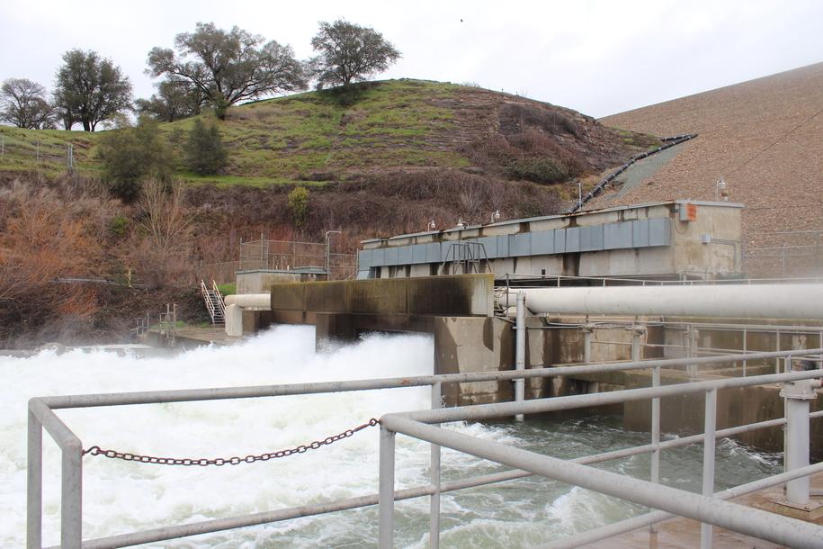 Mokelumne river hatchery sees record return of steelhead for Mokelumne river fishing