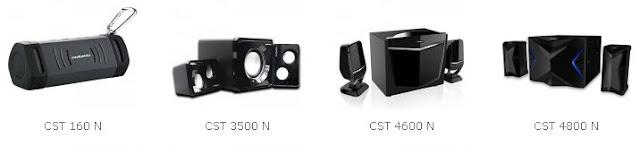 Simbadda Speaker Bluetooth