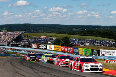 Complete #NASCAR Weekend Schedule Watkins Glen International