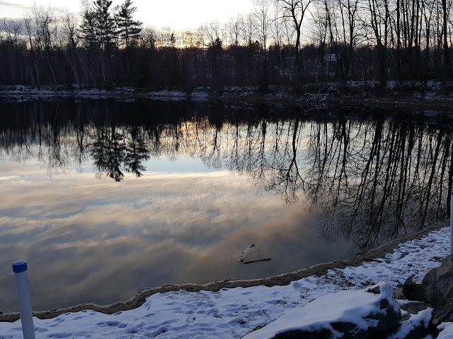 Winter Pond and MacKay Lake Ottawa Urban Nature