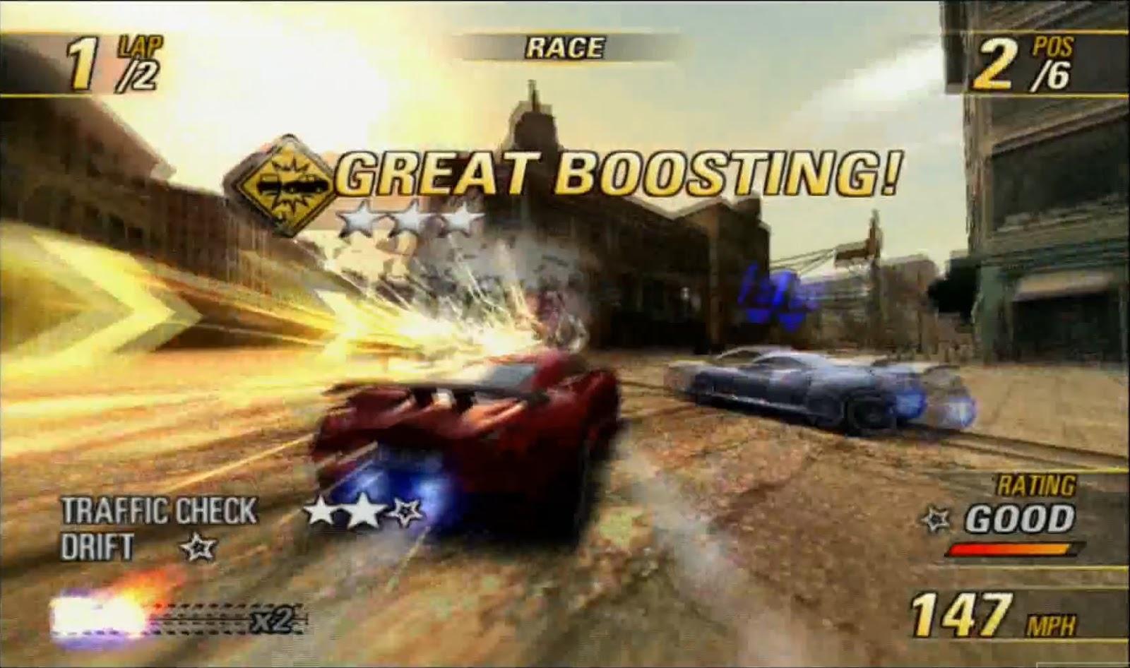 Burnout Revenge Free Download Ps2 Game Fully Full
