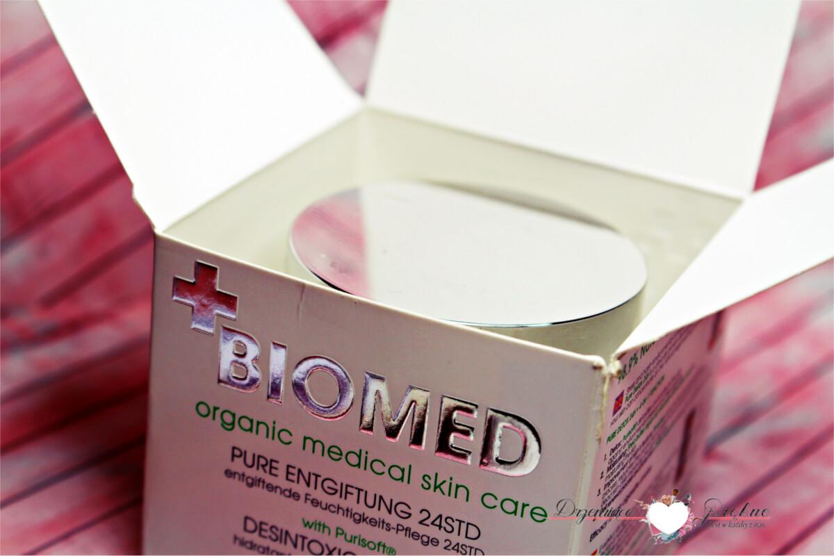 Pure Detox 24 - Biomed - krem do twarzy na dzień oraz na noc