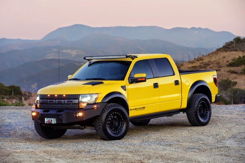 Nueva Hennessey Ford F-150 VelociRaptor 600 Supercharged 2015