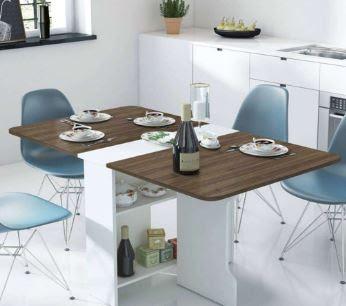 Bàn ăn thông minh và ghế Eames là sự kết hợp tuyệt vời 2