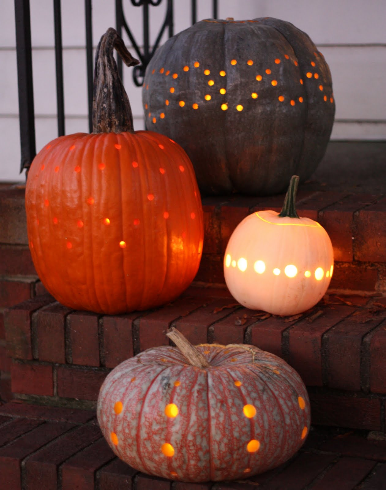 How To Drilling Pumpkins 17 Apart