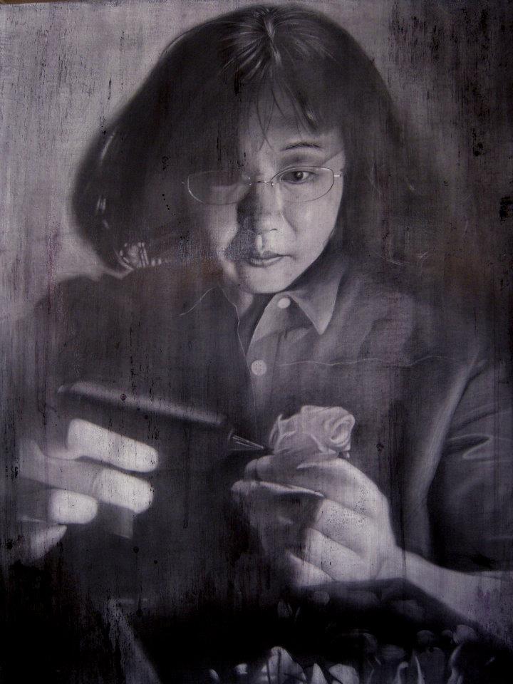 paintings by artist  Shohei Okamura