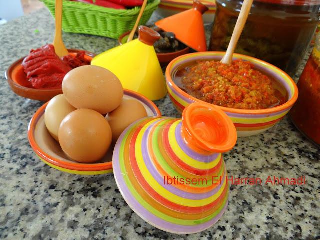 recette tunisienne facile ojja ou 3ijja