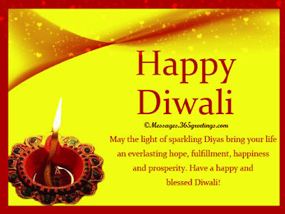 Diwali 2016 Messages