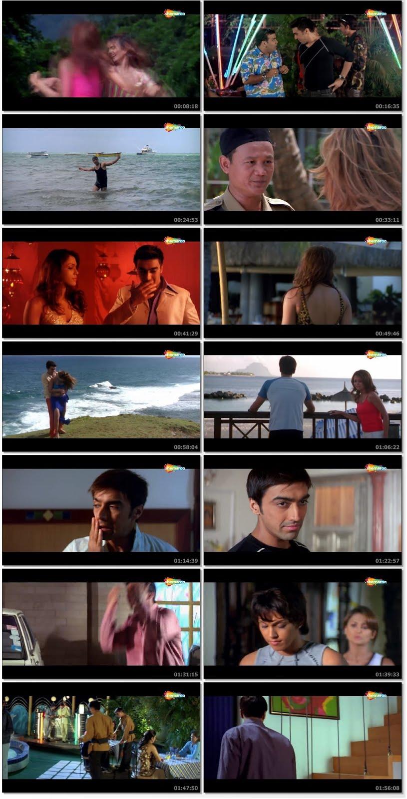 Girlfriend (2004) Hindi Movie 400MB HDRip 480p x264 Kat Epizy 300MB