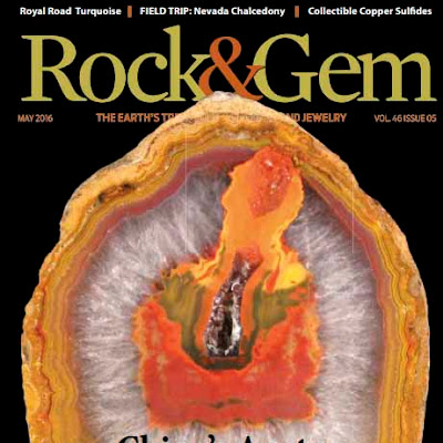Rock & Gem magazine | May 2016 - Download