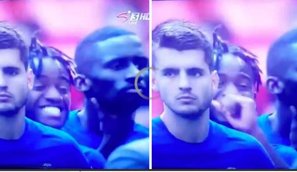 Morata đá hỏng 11m, sao Chelsea phủ nhận cười đểu