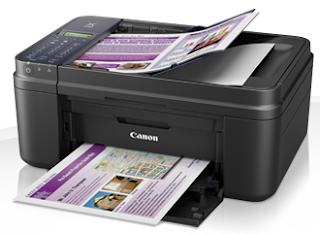 Canon PIXMA E484 Printer Driver & Software Download