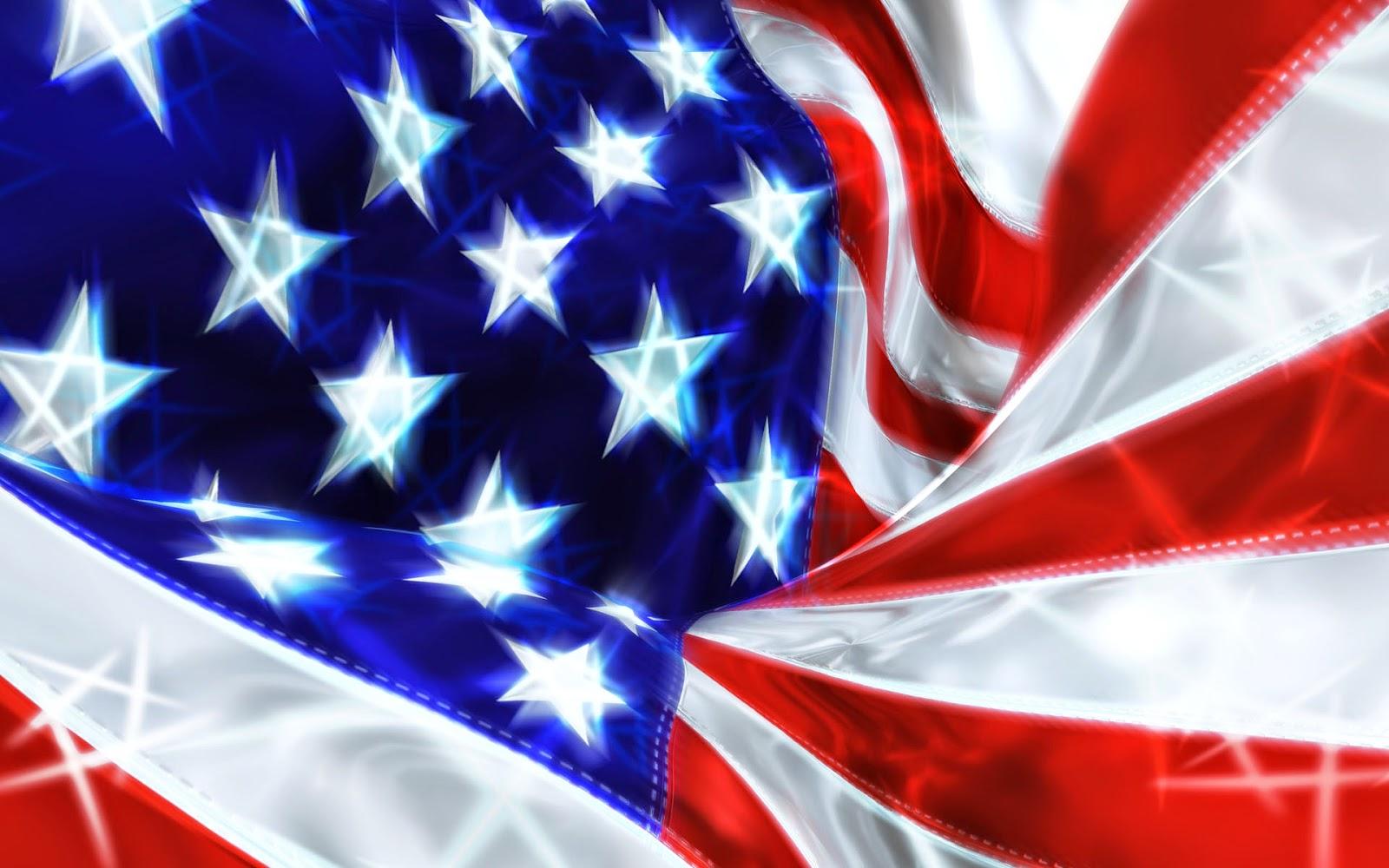 Bandera De Estados Unidos Con Estrellas Fondos De Pantalla Hd