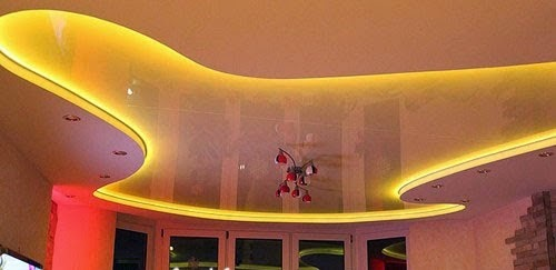 Led false ceiling lights for living room led strip for B q living room lights