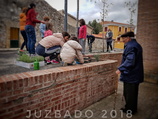 Juzbado, primavera, libro abierto, childfriendly, 2018