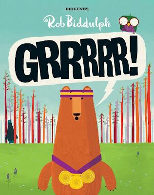 Grrrrr! von Rob Biddulph