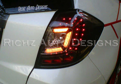 Stoplamp all new jazz axis