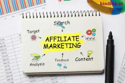 affiliate marketing se online paise kamana