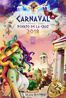 Puerto de la Cruz - Carnaval 2018 - Jonás Emanuel