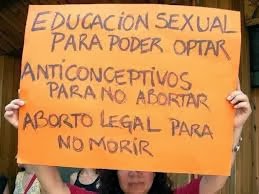 Manifestacion aborto no punible