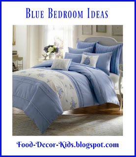 How to Decorate a Blue Bedroom