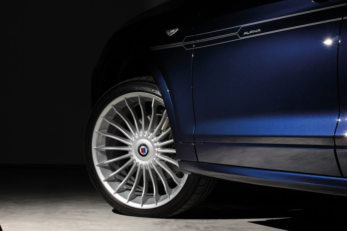 Alpina Planning Bmw X4 And X7 Based Models Carscoops