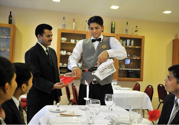 Study Abroad; Hotel Management with JSHM