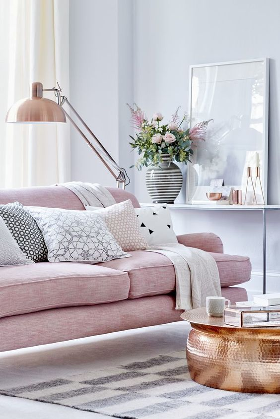 Redecorating + The Psychology Of Colour