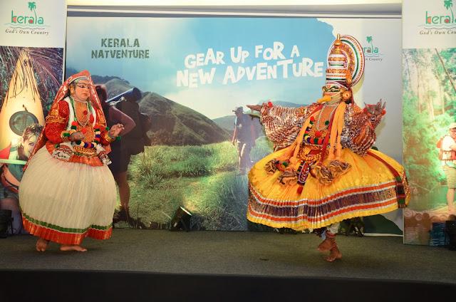 Kerala Tourism organises a roadshow in Gurugram
