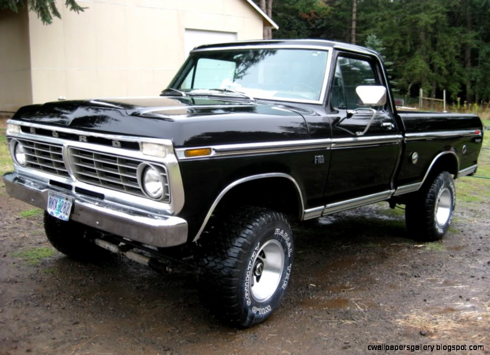 75 ford f100 for sale 4x4 autos post. Black Bedroom Furniture Sets. Home Design Ideas
