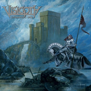 "Visigoth - ""Steel and Silver"" (audio) from the album ""Conqueror's Oath"""