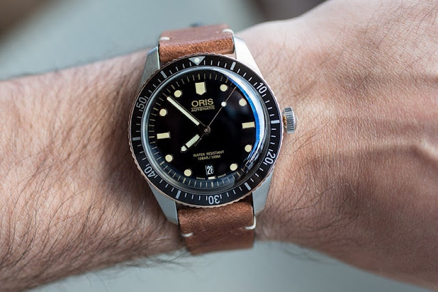 Oris Divers Sixty-Five - an icon revived