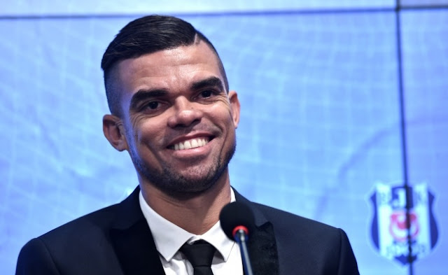 Pepe: Sepuluh Tahun Bersama Real Madrid  Kenangan Terindah Saya
