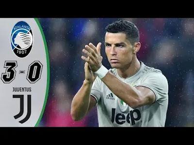 Аtаlаntа vs Juvеntus 3-0 - Football Highlights 2019