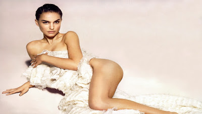 Natalie Portman Stripping Topless Photoshoot Never Seen Ever