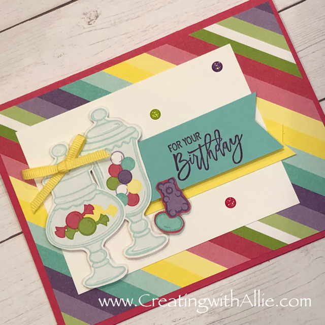 Check Out The Video Tutorial With Some AMAZING Tips And Tricks For Making Birthday Cards Using