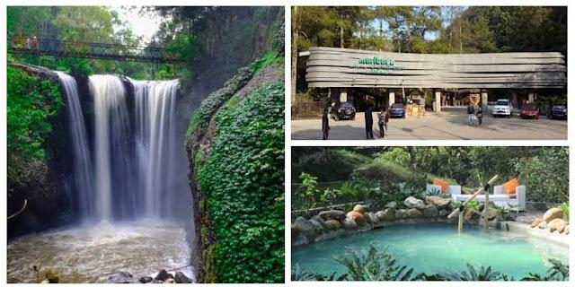 Tempat Wisata di Lembang Maribaya