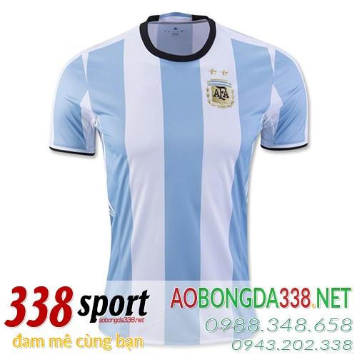 áo đội tuyển argentina sân nhà 2016