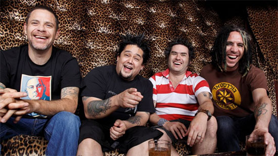 NOFX plays a new song about Tony Sly