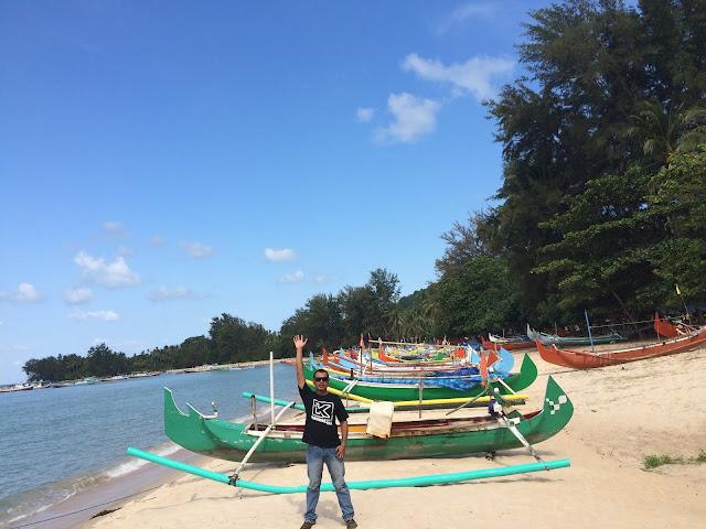 Pantai Burung Mandi - Belitung Timur