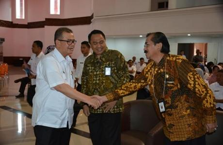 Nasrul Abit Imbau Kepala OPD Hasilkan Inovasi Baru