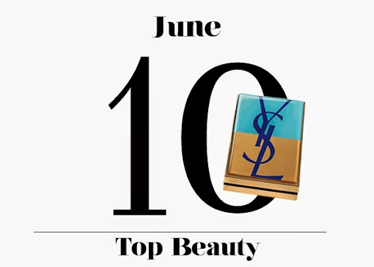 The Princess in Black: Top Beauty June