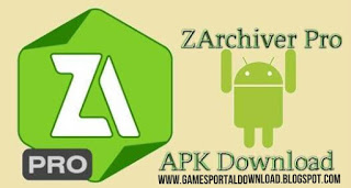 ZARCHIVER PRO APK FREE DOWNLOAD