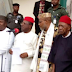 Nnamdi Kanu to be assassinated, aborts Sept 15 parley with South- East governors, set for war after Germany meeting