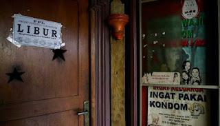 5 Tempat Lokalisasi Prostitusi Terbesar di Indonesia