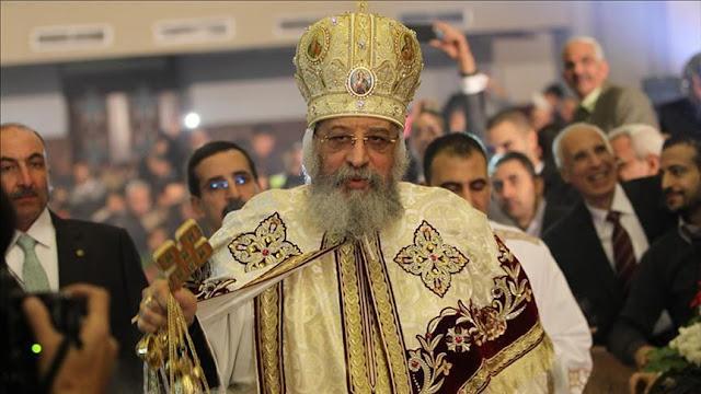 Paus Ini Ingin Bangun Gereja Pertama di Arab Saudi, Alasannya Mencengangkan
